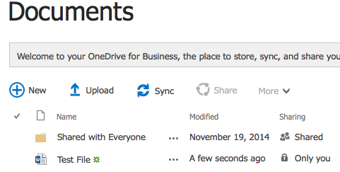 OneDrive Documents