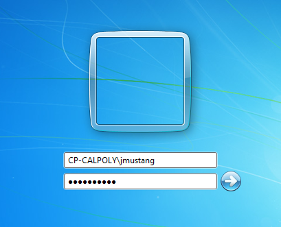 Another Windows 7 Login Screen